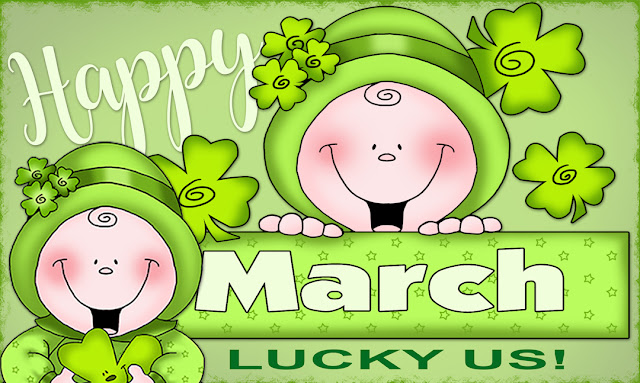 Annie Lang has plenty of March fun in store for you!  Visit https://www.anniethingspossible.com to find out more!