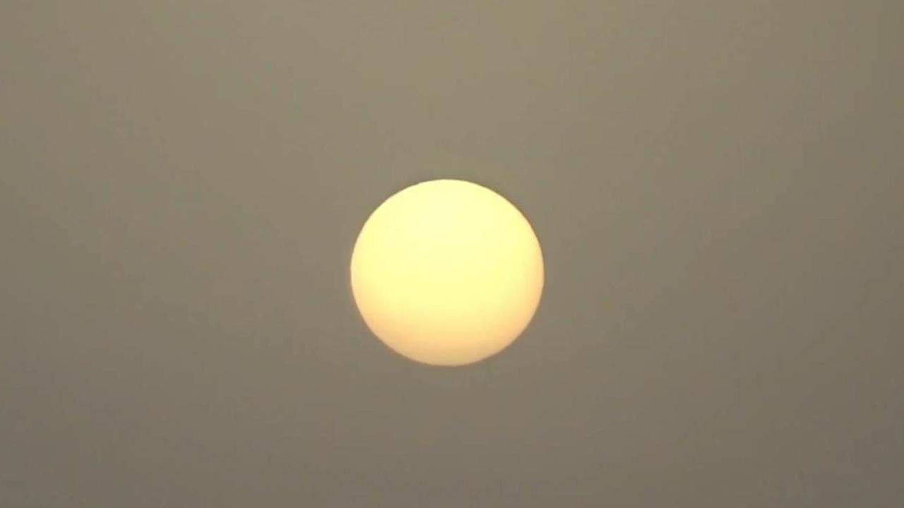 شروق الشمس في ليلة القدر