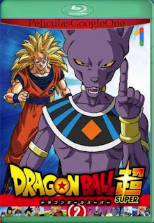 Dragon Ball Super Saga de los Dioses  [2015] [1080p BRrip] [GoogleDrive]