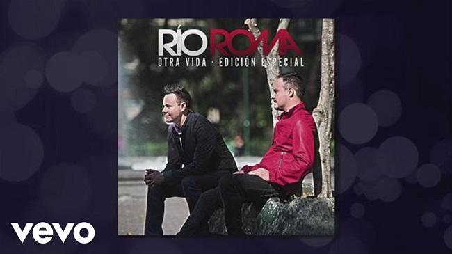 Letra de Tú me caíste del cielo - Río Roma