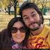 Fátima Bernardes  e Túlio Gadêlh seguem curtindo férias em Paris, na França