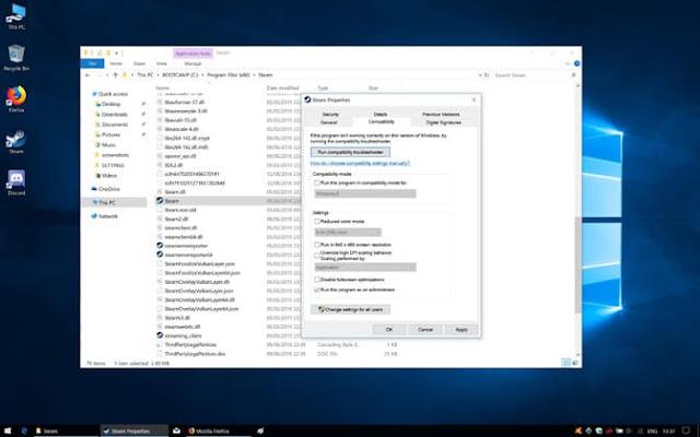 Steam Eksik Dosya Ayrıcalıkları? İşte Düzeltme