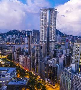 hong kong country city