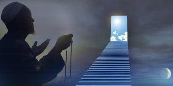 8 Pintu Surga dan Golongan Yang Memasukinya