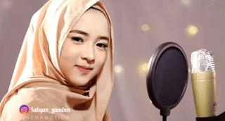 Lirik Lagu Ya Habibal Qolbi - Sabyan