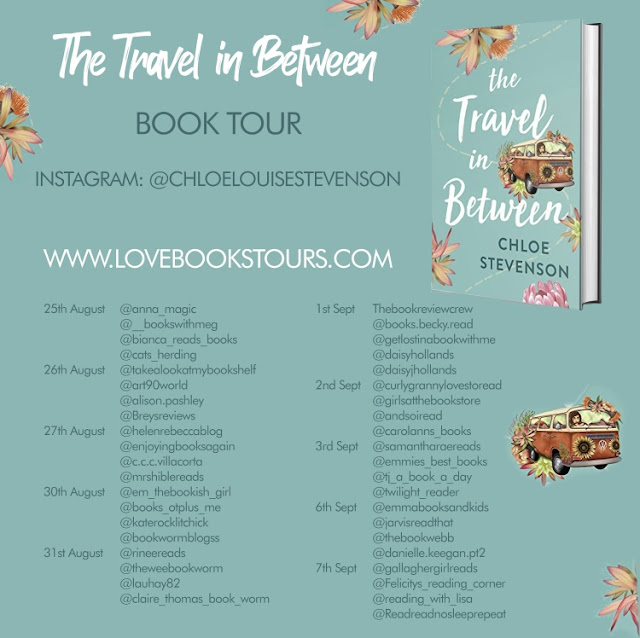 The Travel In Between by Chloe Stevenson book review