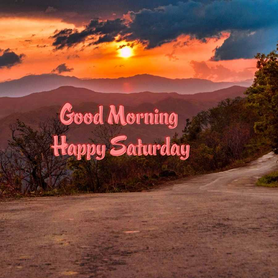 saturday good morning wishes images