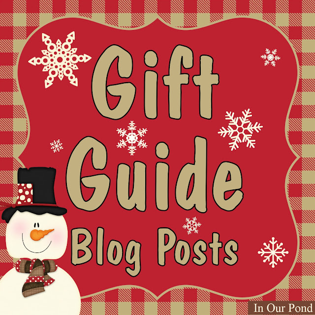 Gift Guides from In Our Pond