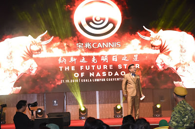Cannis, Cannis App, Nimpmos, Innphonim blockchain, Cannis Event, Cannis Launch, Cannis Apps