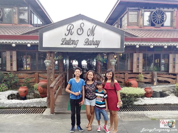 RSM Lutong Bahay Tagaytay