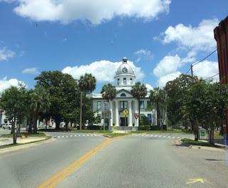 Monticello Florida Courthouse