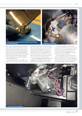 Wiper Removal Guide in May 2016 Lowflying Magazine - Page 35