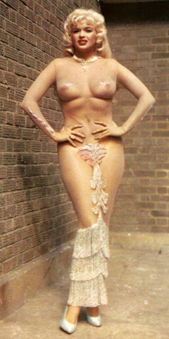 Jayne Mansfield Nude Pics Nu Porno