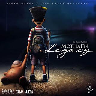 Lil Ronny MothaF - The Mothaf'n Legacy (2017) - Album Download, Itunes Cover, Official Cover, Album CD Cover Art, Tracklist