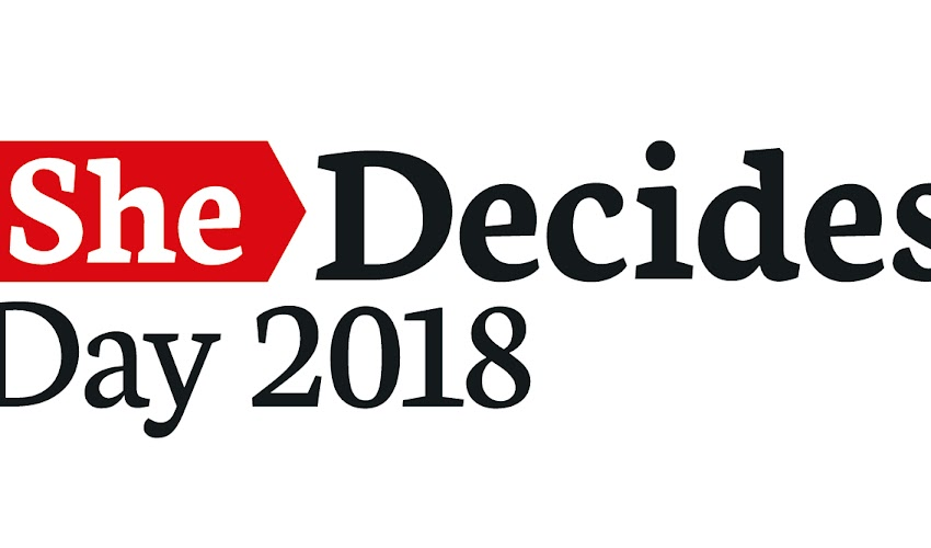 SHEDECIDES DAY 2018 - WHAT IS THE #SHEDECIDES MOVEMENT