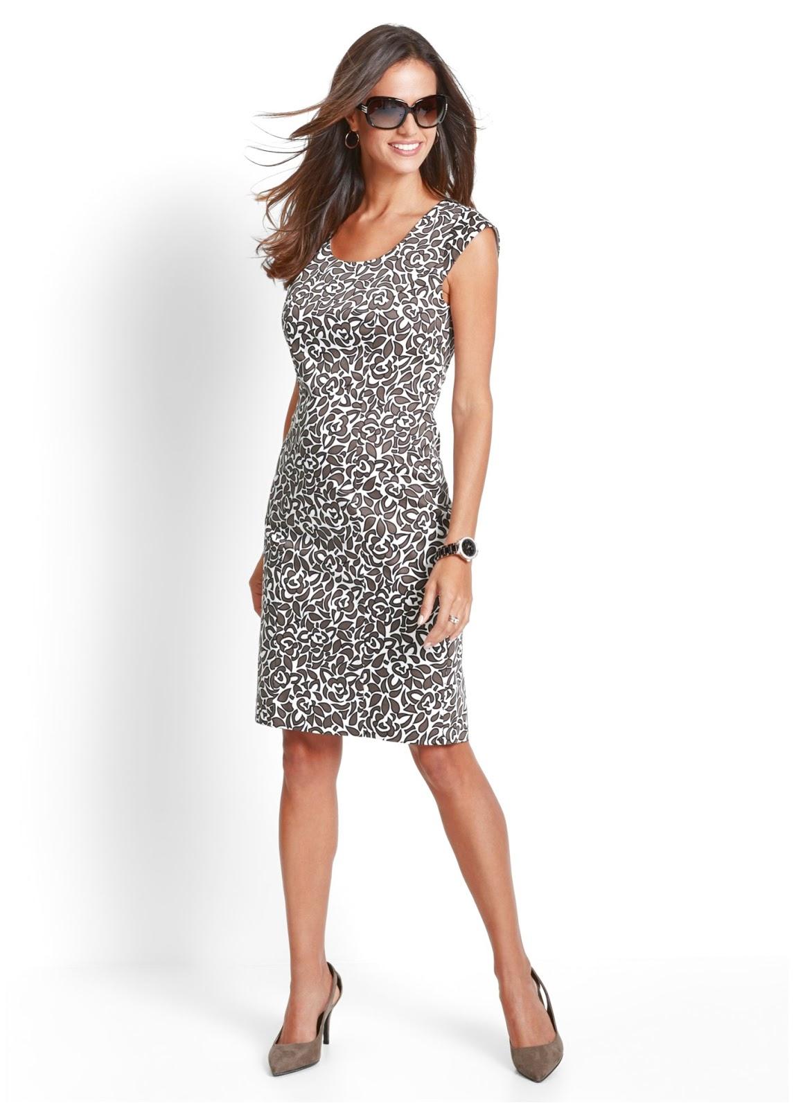 467c7a61b63cf 62 Propuestas de Vestidos para Señoras ¡CATALOGO EN LINEA ...
