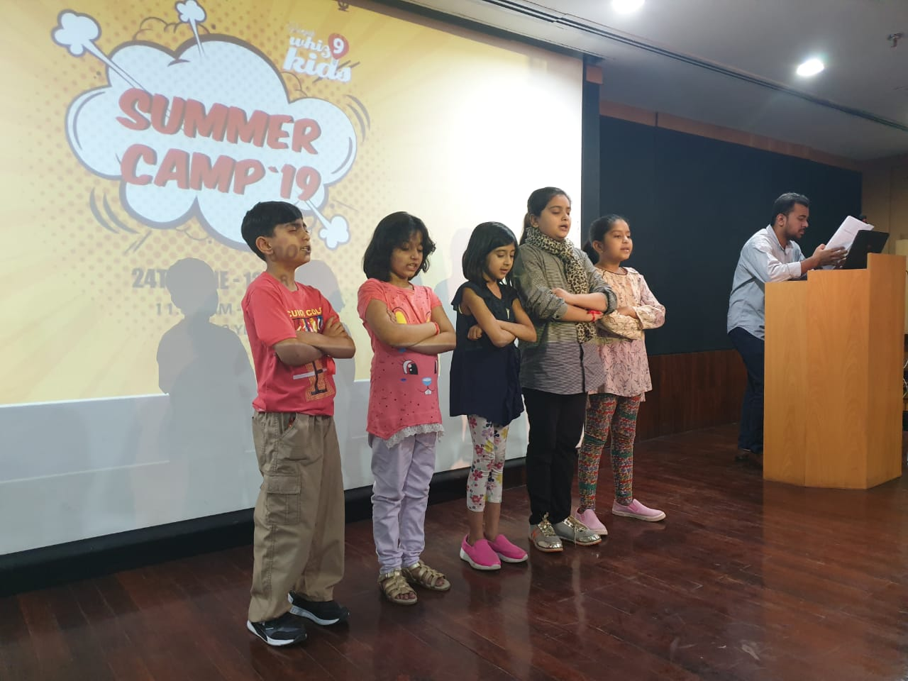 Plan9 launches Whizkids & Summer Entrepreneurship Bootcamp 2019