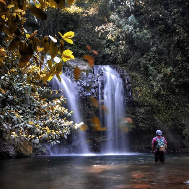 Lokasi dan Harga Tiket Masuk Curug Batu Blek Cisayong Tasikmalaya