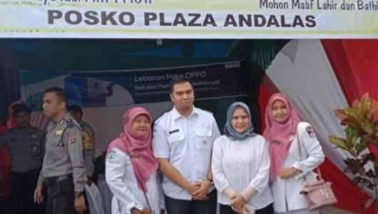 Dinkes Padang Turunkan 142 Tenaga Medis Saat Operasi Ketupat