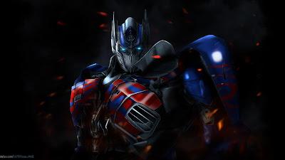 Papel de Parede Optimus Prime