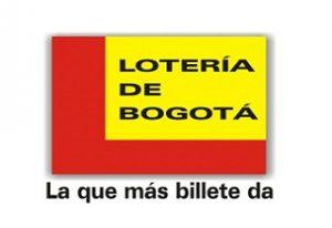 Lotería de Bogotá jueves 3 de enero 2019 Sorteo 2473