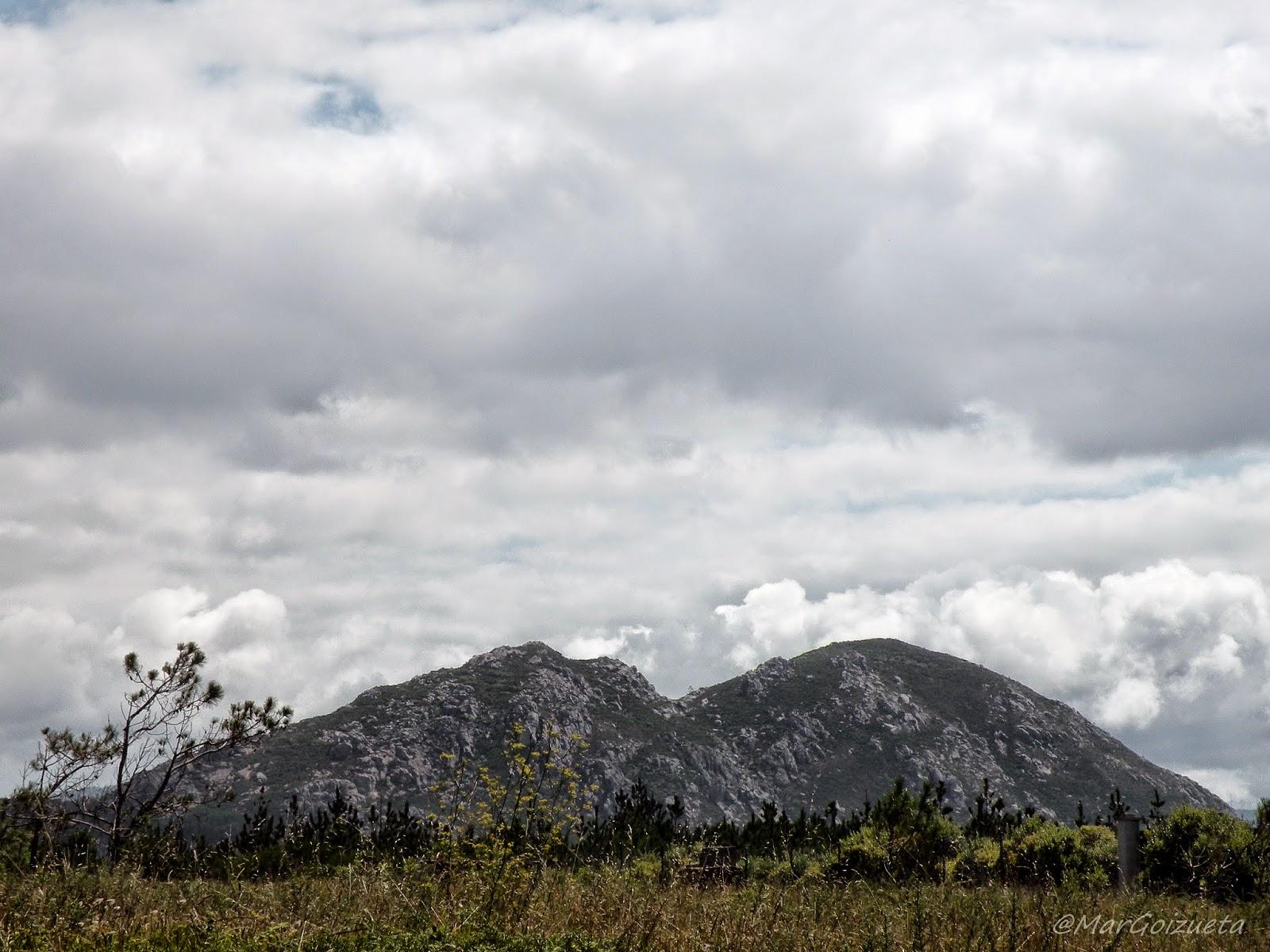 Monte Louro. Foto Mar Goizueta