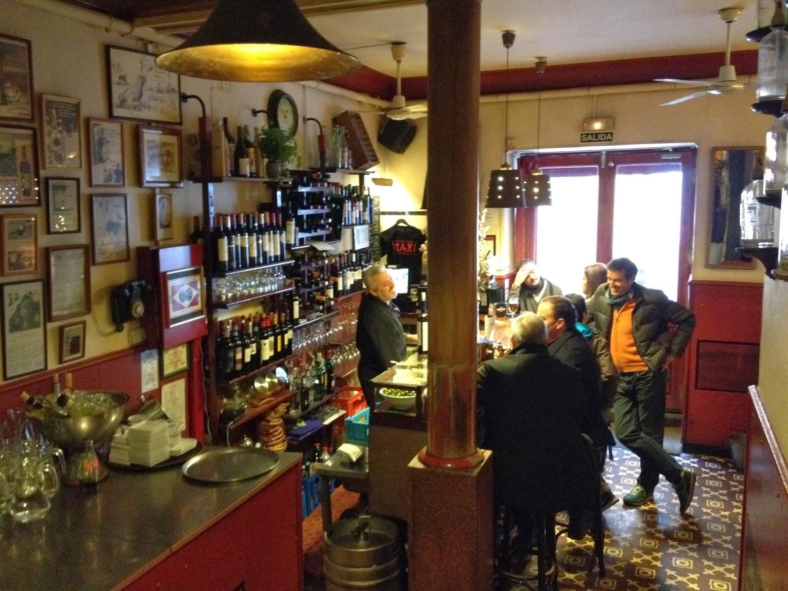 Mis tabernas favoritas febrero 2014 - Material para bares ...