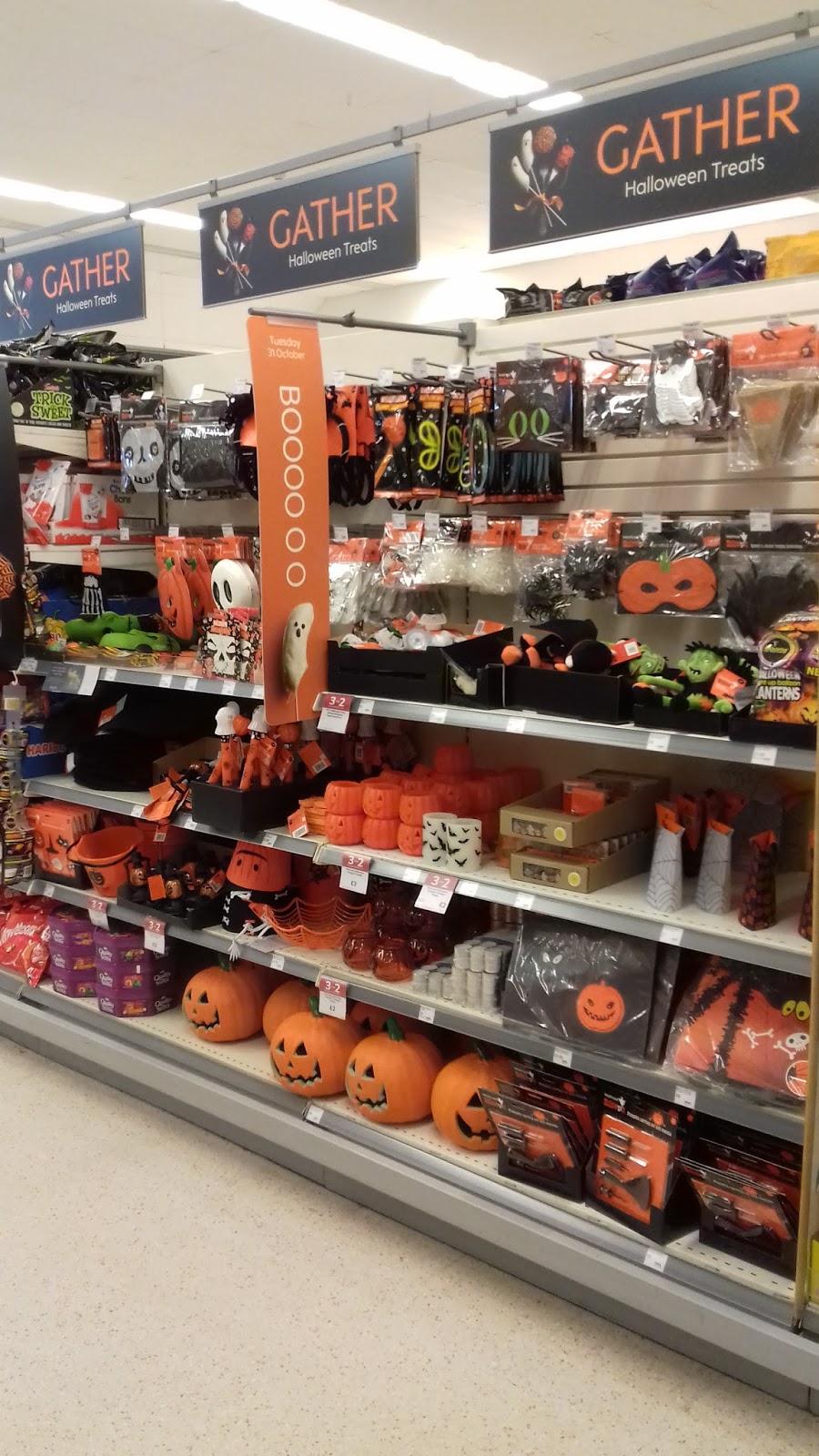Halloween Vinces Dark Delights Waitrose Tesco