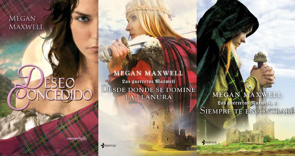 Saga Guerreras Maxwell Megan Maxwell Bajo La Piel De Un Lector