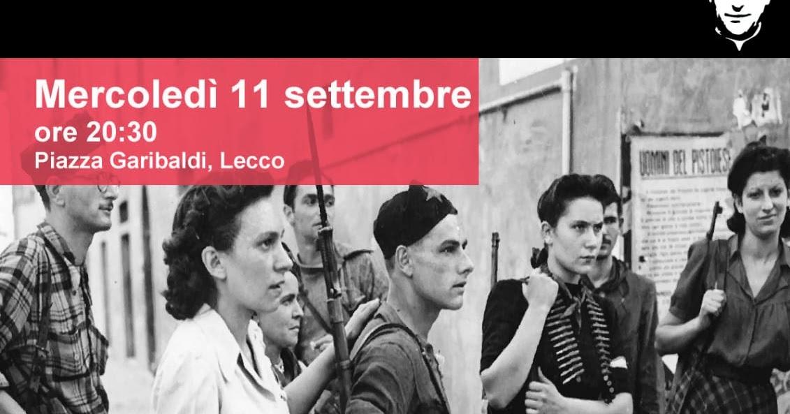 Claudio Bottagisi: Mercoledì 11 in piazza Garibaldi a ...