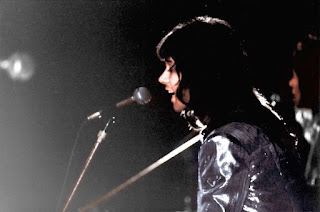 On tour - Alan Merrill アラン・メリル and Monsieur Hiroshi Kamayatsu かまやつひろし Vodka Collins ウォッカ・コリンズ 1973 Japan.
