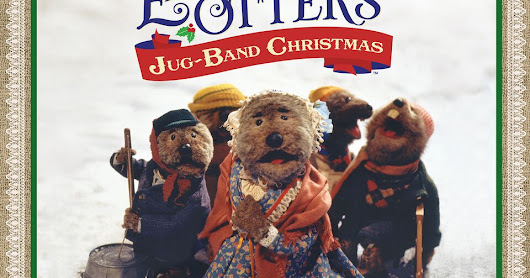 Emmet Otter's Jug-Band Christmas CD #Giveaway