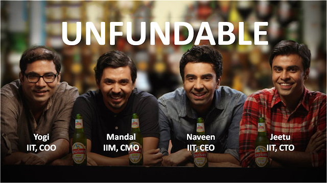 TVF Pitchers: A short Miniseries