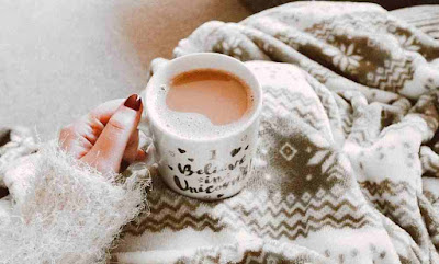 شاي الكركم للقولون