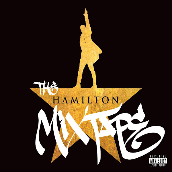 Various Artists - The Hamilton Mixtape Cover