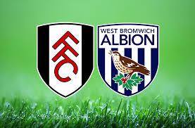 بث مباشر مباراة فولهام ووست بروميتش