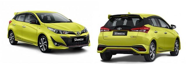 Daftar Pajak Mobil Toyota Yaris Semua Tipe Otospeed Magz Com