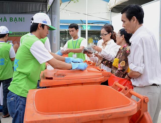 TP.HCM: Cần nâng cao hiệu quả phân loại rác tại nguồn