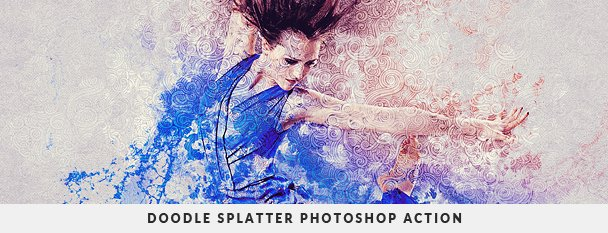 Painting 2 Photoshop Action Bundle - 37