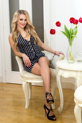 Oksana sucht den Partner fürs Leben