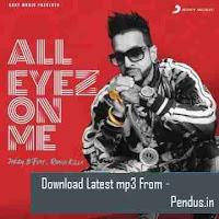 All Eyez on Me - Roach Killa, Jazzy B