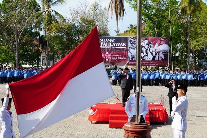 """Plt.Nanang Ermanto""""Peringatan Hari Pahlawan,Momentum Pertempuran 10 Nop Di Surabaya"""