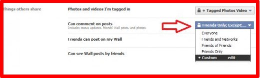 how to block comments on facebook post