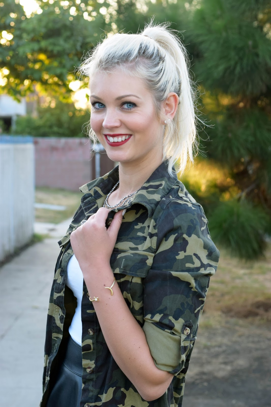 amry jacket- army jacket rebels market- marlyn schiff