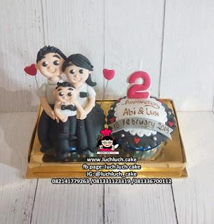 Cupcake Tema Keluarga isi 2