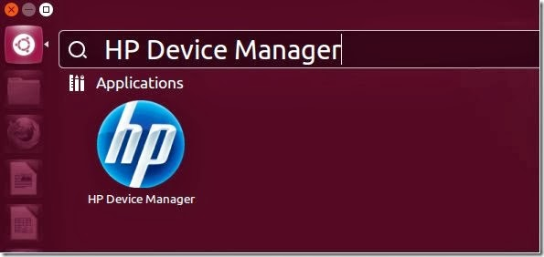 HP Linux Printer Driver