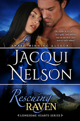Rescuing Raven's Book Cover