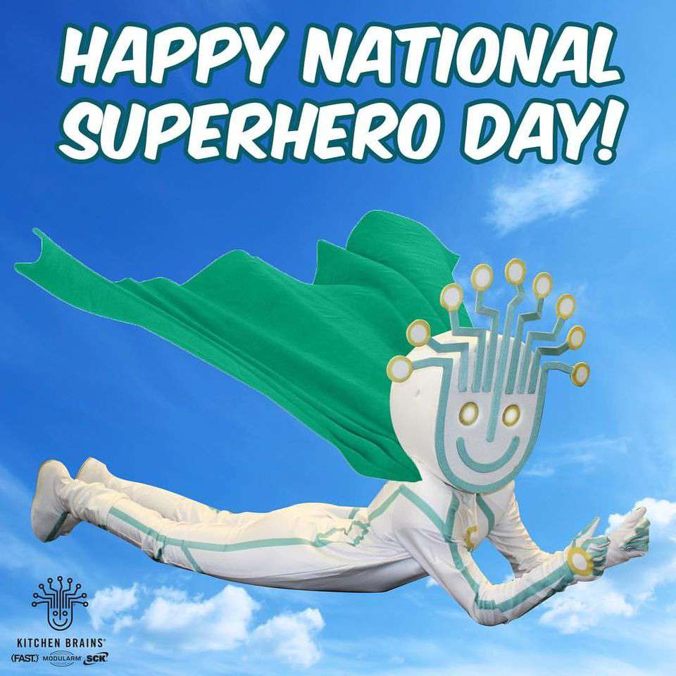 National Superhero Day Wishes Images download