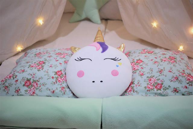pijama party unicornios