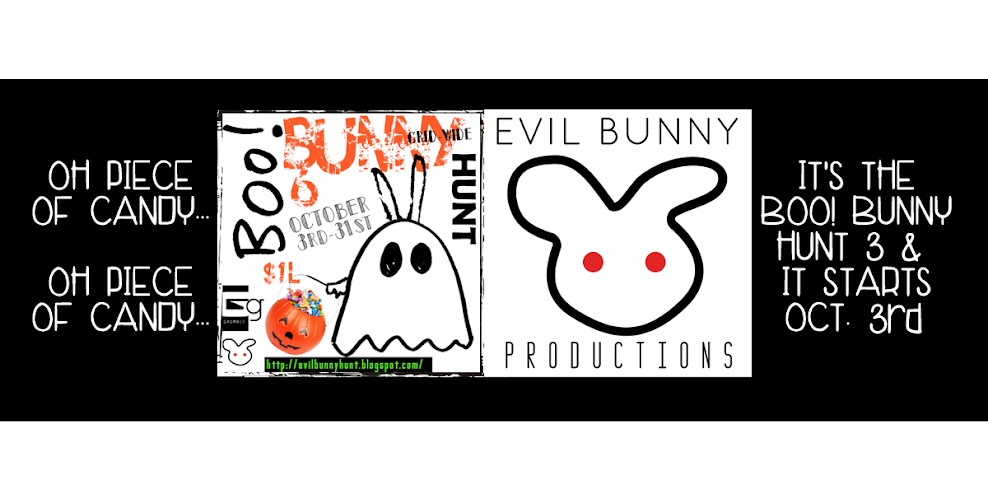 The Boo! Bunny Hunt 6